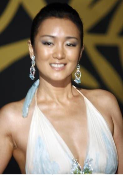 Gong Li Miami Laster
