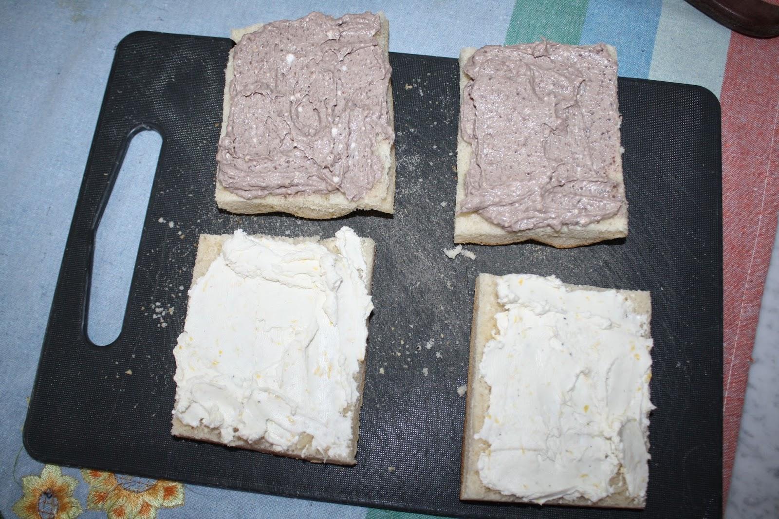 ricetta sandwich
