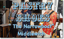 MAY 19th: MUSIC IN MIDDLEWICH: PASTRY SHOES AT THE NARROWBOAT