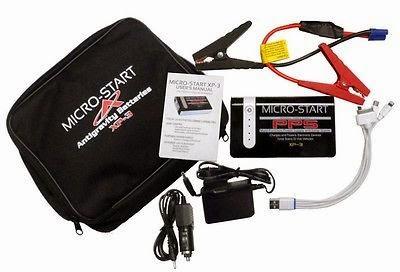 Lithium Ionen Powerpack, USB Powerbank und Jumpstart Gerät