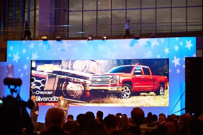 Chevrolet Wins North American Car & Truck of the Year