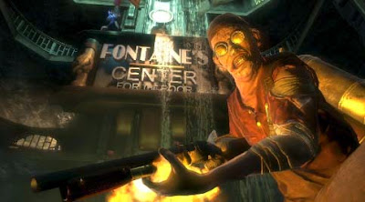 Free Download Games BioShock 2 Full Version For PC