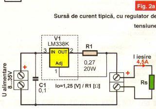 stabilizator lm317t