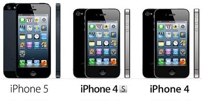 Daftar Harga Apple iPhone Bulan Agustus 2013