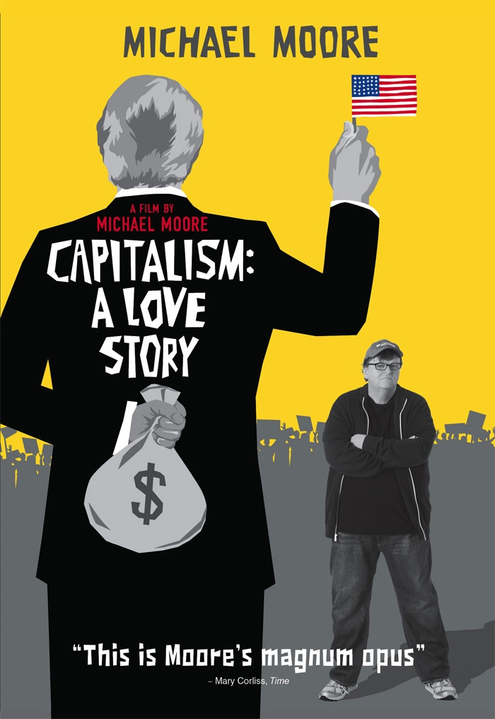 thesis of capitalism a love story Capitalism: a love story isn't really bad film, just a disappointing one this is moore doing what moore always does in films and, unfortunately, a great amount of it feels forced, manipulated, disingenuous and self-serving.