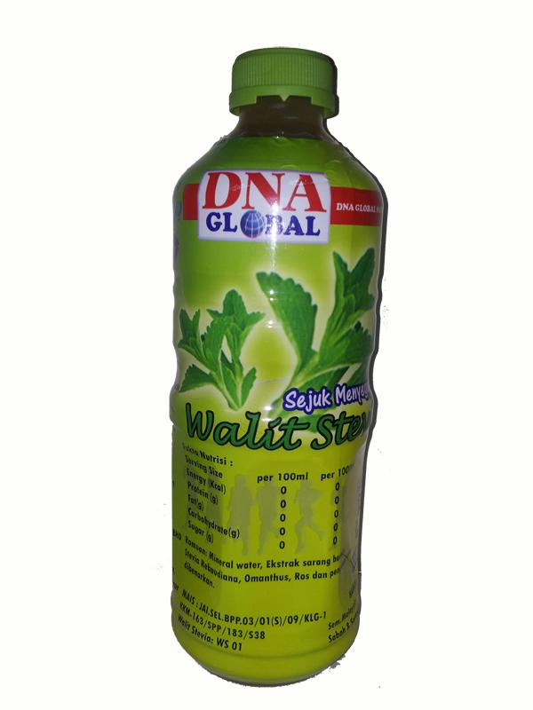 Produk Minuman Kesihatan Walit Ginseng Dan Stevia Produk