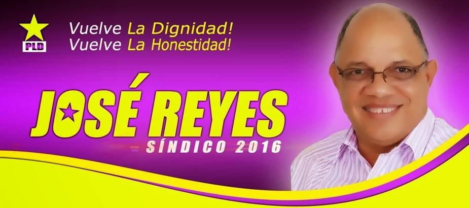 José Reyes Alcalde 2016