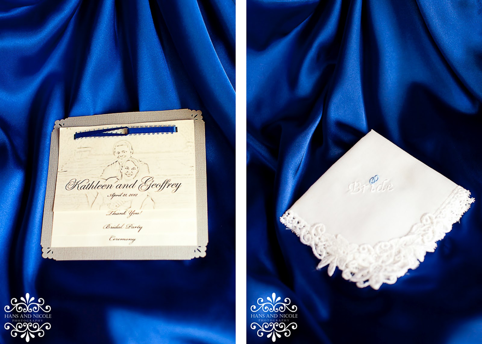 photo of frederick md wedding detail