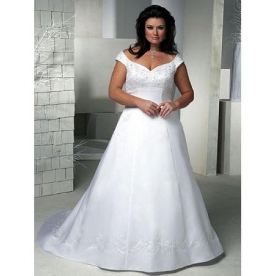 Bridesmaid dresses casual plus size wedding dresses for Casual wedding dresses for plus size