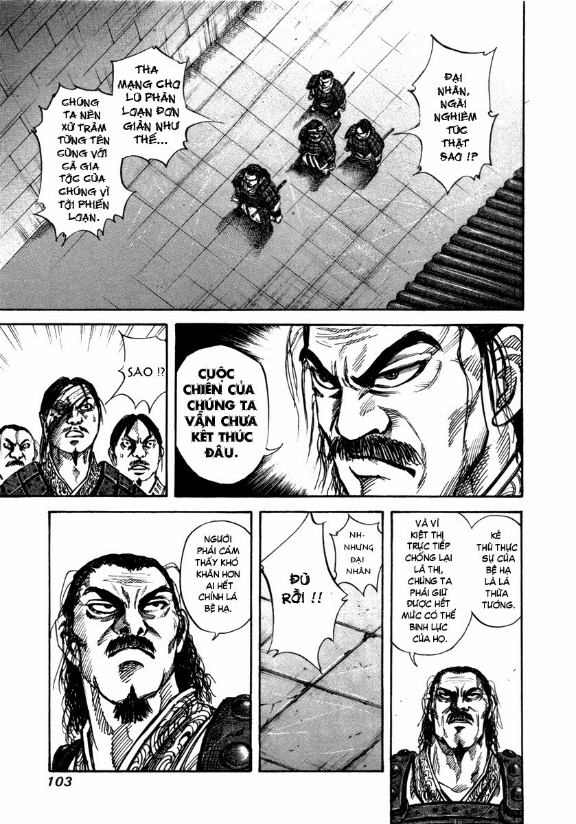 Kingdom – Vương Giả Thiên Hạ (Tổng Hợp) chap 47 page 8 - IZTruyenTranh.com