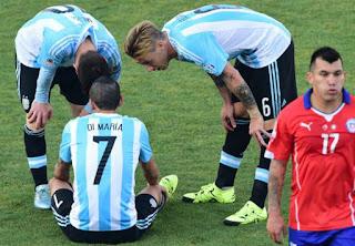 Nih Video Gol dan Hasil Akhir Chile Vs Argentina Skor 0-0 Penalti 4-1 di Final Copa America 2015