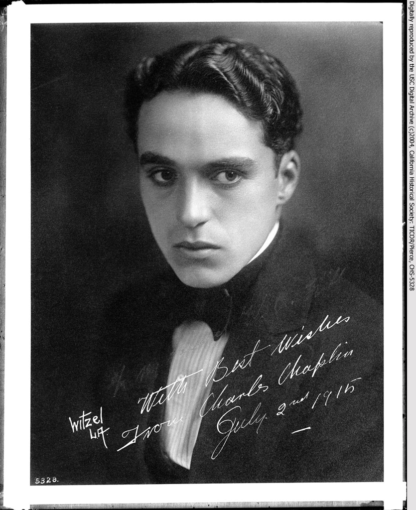 charles chaplin The recent release of salinger draws attention to a historical figure not widely  associated with the eponymous author: charlie chaplin the film advances the.