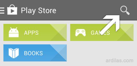 Cara Download & Install Aplikasi Path - Android - Pencarian