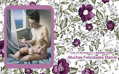 Muchas Felicidades Mamá (Mensajes 10 de Mayo)