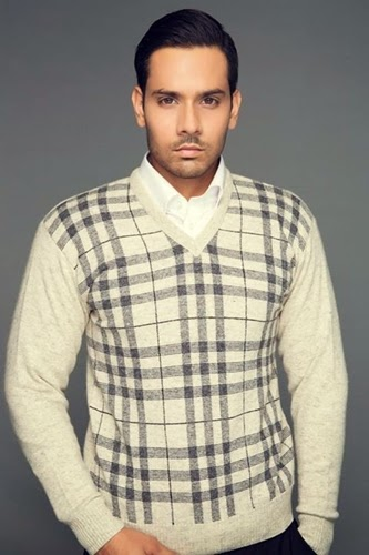 Pakistani Men's Sweaters by Bonanza