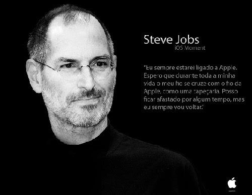 Những câu nói hay nhất của Steve Jobs (Anh - Việt)
