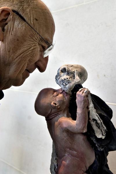 Jørgen Haugen Sørensen med en anden udgave af 'Mens vi venter'