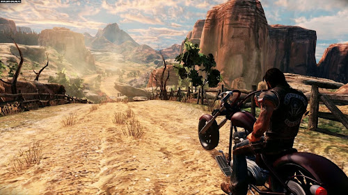 Ride To Hell Retribution (2013) PC Game