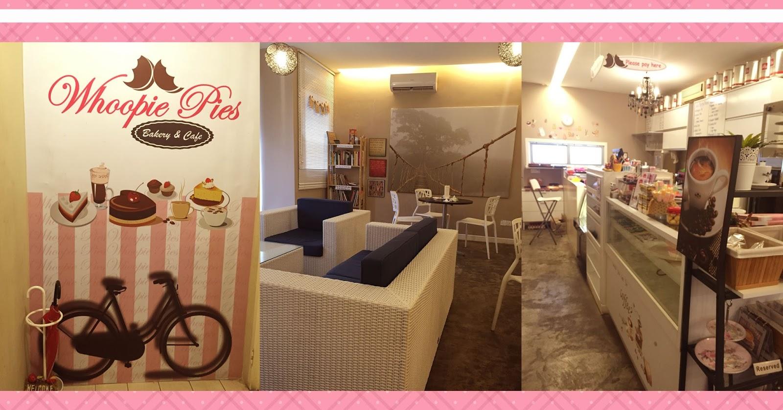 Whoopie Pies Bakery Cafe Mahkota Cheras