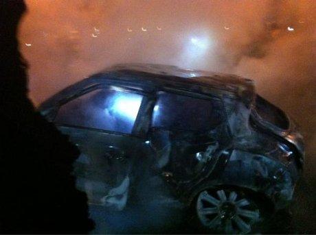 Inilah Foto Kecelakaan Olivia Dewi (Nissan B 60 GOH)