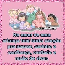 A criança é o amor feito visível.
