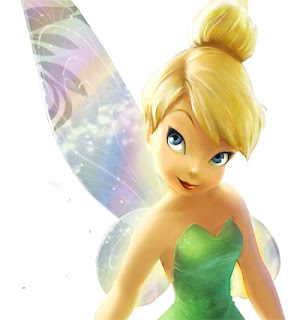 Print images tinkerbell