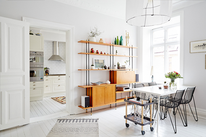 WHITE AND COZY SCANDINAVIAN APARTMENT - Блогове - - Jenite.bg