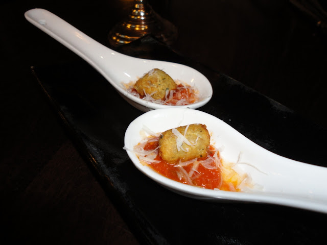 A wok in the tuscan kitchen - Amuse gueule italien ...