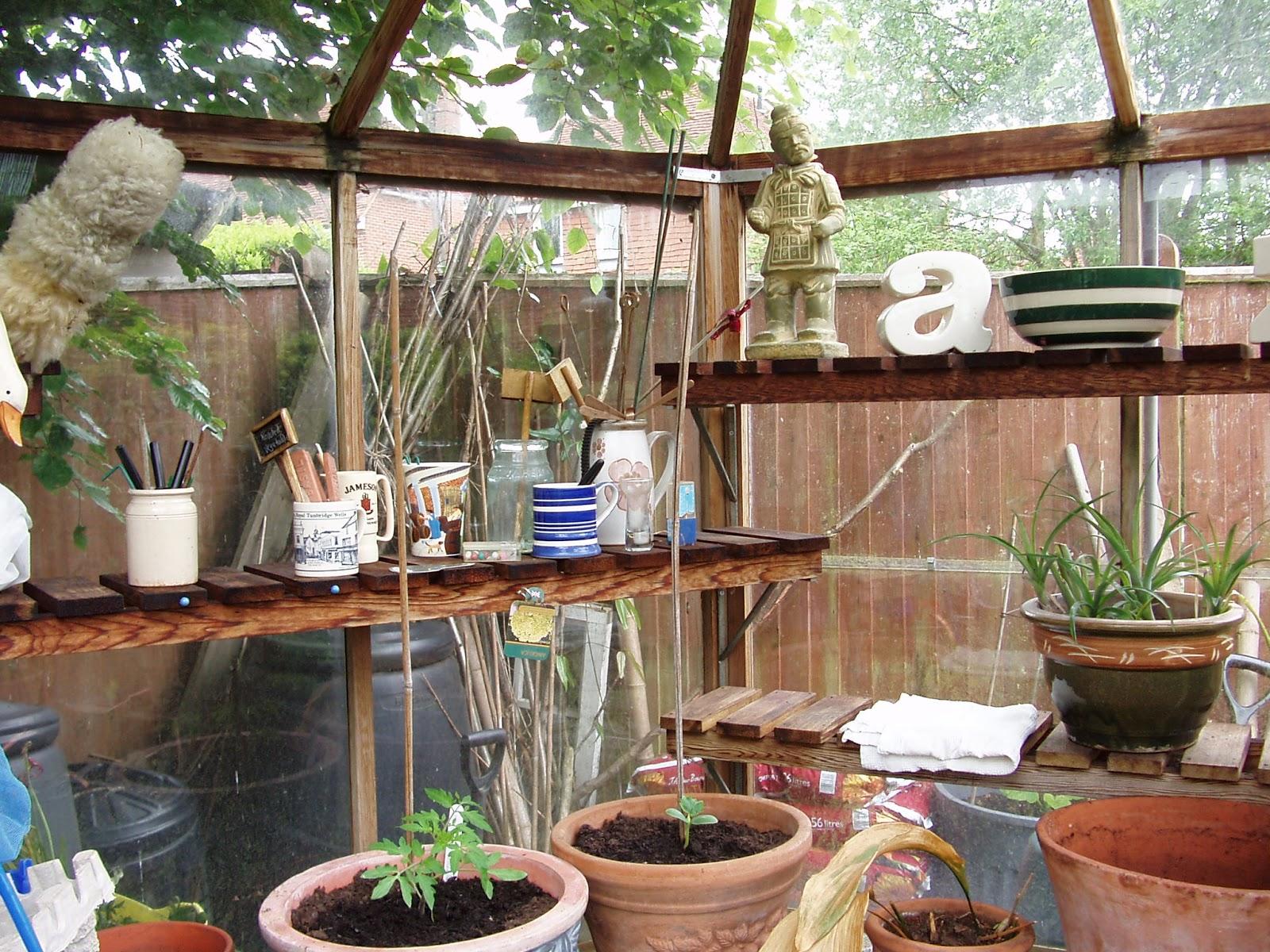 Letticeleaf...: Summer garden...