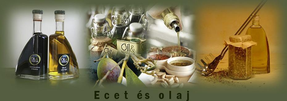 Ecet és olaj