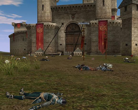 Игры Разума: MMO: Осадное положение
