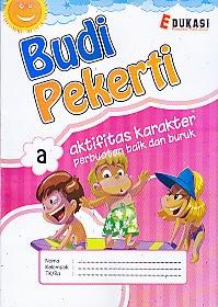 toko buku rahma: buku TK A - BUDI PEKERTI, pengarang tim romiz asiy, penerbitt ra