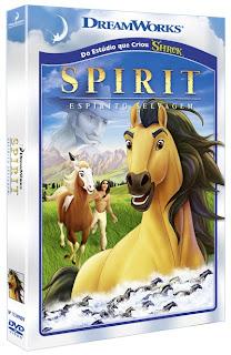 Spirit – Espírito Selvagem  PT-PT 5601887492817