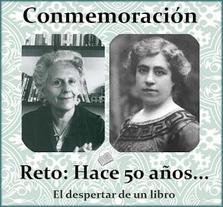 """Reto literario """"Cincuenta años"""""""