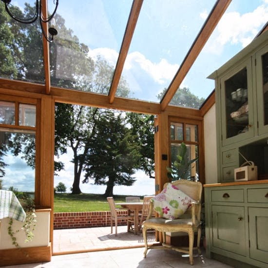 Porches con encanto oasisingular - Porches rusticos cerrados ...