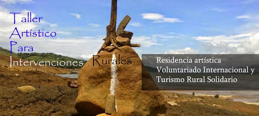 Taller Artístico Para Intervenciones Rurales