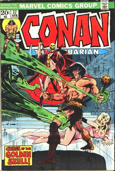 Conan the Barbarian #37