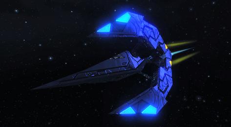 Les vaisseaux de Starfleet - Page 2 Star+Trek+Online+Tholian+Recluse+Carrier
