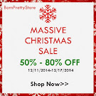 Massive Christmas Sale