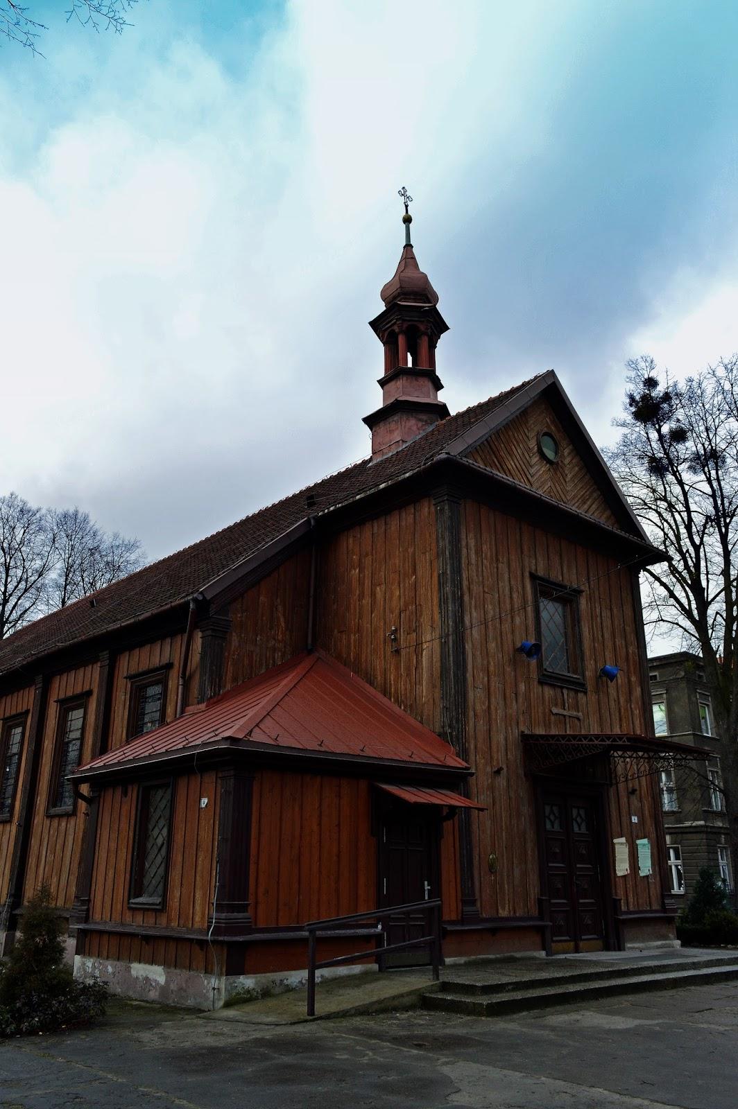 Spacerowa Łódź cz. II - Piotrkowska, Kościół św. Józefa