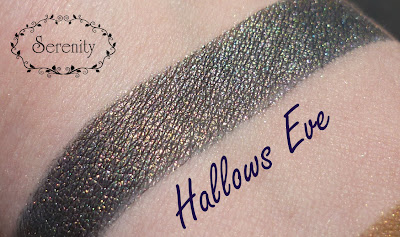 Notoriously Morbid Hallows Eve Swatch