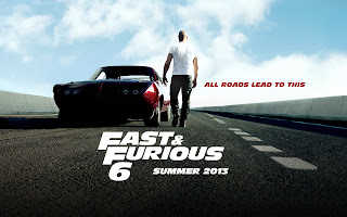 Fast and Furious 6 Vin Diesel HD Wallpaper