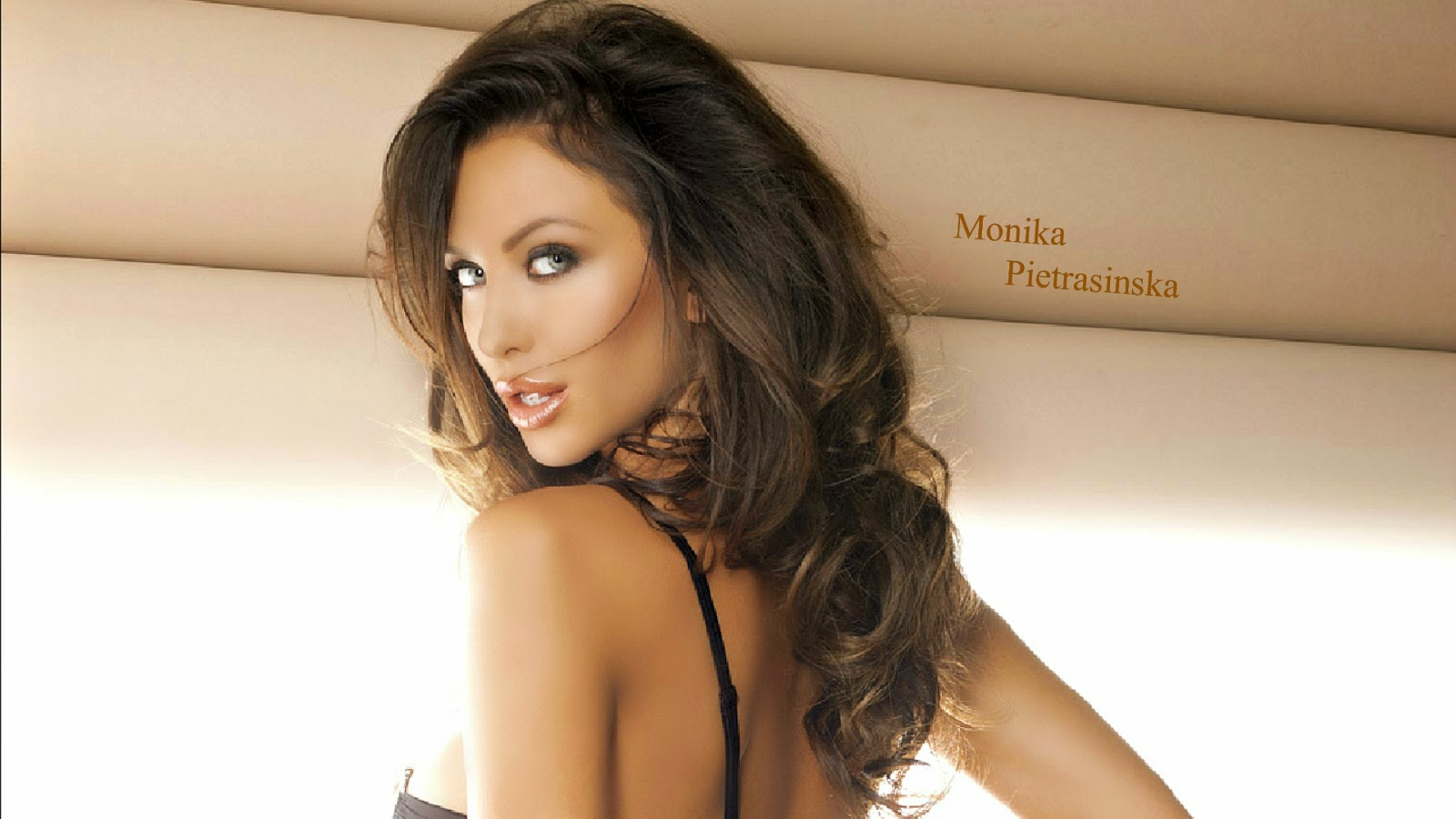 Monika Pietrasinska Wallpapers Free Download