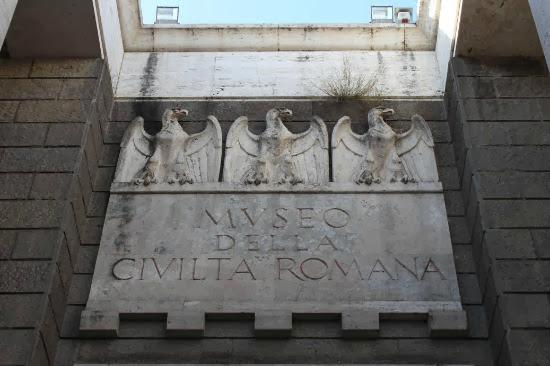 متحف الحضارة الرومانية في روما