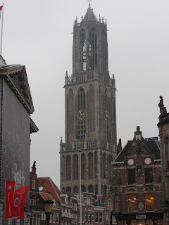 Domtoren, The Dom Tower, Holland's tallest tower