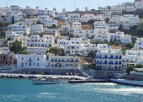 La grecia astypalea grecia mare vacanze viaggi for Grecia vacanze