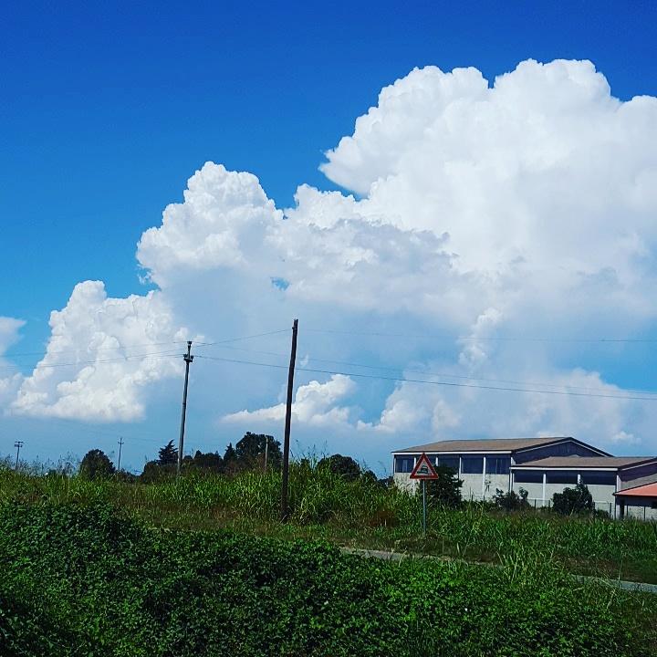Nuvole.. su di noi