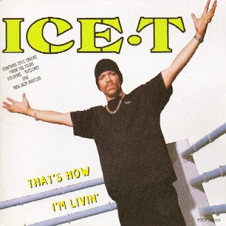 Ice-T - That's How I'm Livin' (CDS) (1993) Flac