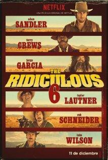 Watch The Ridiculous 6 Online Free Putlocker