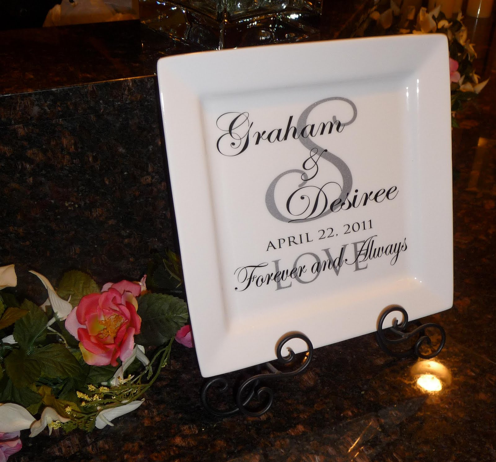 Chers Signs by Design: Personalized Wedding Gifts/ Decorations